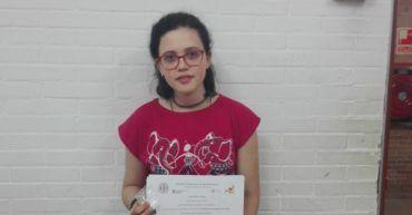 MENCIÓ D'HONOR EN ELS PROVES CANGUR 2019