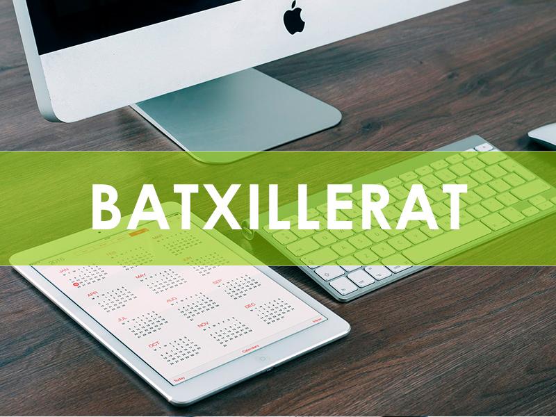 calendari-BATXILLERAT